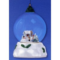 WINTER WONDERLAND SNOW GLOBES