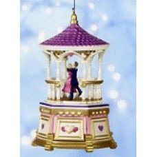 2004 HALLMARK TREASURES & DREAM JEWELRY BOX GAZEBO