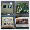DOUBLE POCKET PILLOW CAMOFLAUGE