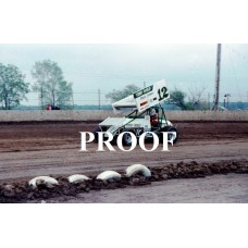 12 STEVE KLINE SPRINT CAR PHOTO 5-20-89 8 X 10